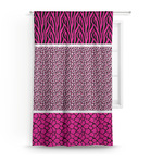 Triple Animal Print Curtain (Personalized)