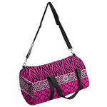 Triple Animal Print Duffel Bag (Personalized)