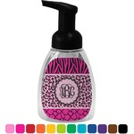 Triple Animal Print Foam Soap Dispenser (Personalized)