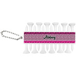 Triple Animal Print Golf Tees & Ball Markers Set (Personalized)