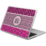 Triple Animal Print Laptop Skin - Custom Sized (Personalized)