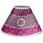 Triple Animal Print Coolie Lamp Shade (Personalized)