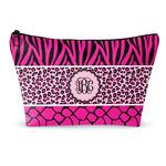 Triple Animal Print Makeup Bags (Personalized)