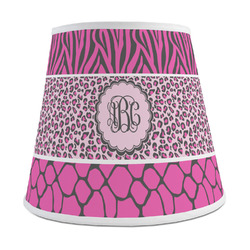 Triple Animal Print Empire Lamp Shade (Personalized)