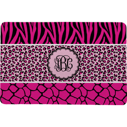 Triple Animal Print Comfort Mat (Personalized)