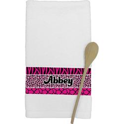 Triple Animal Print Kitchen Towel (Personalized)