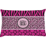 Triple Animal Print Pillow Case (Personalized)