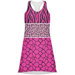 Triple Animal Print Racerback Dress (Personalized)
