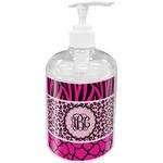 Triple Animal Print Soap / Lotion Dispenser (Personalized)
