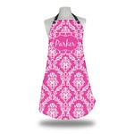 Moroccan & Damask Apron (Personalized)