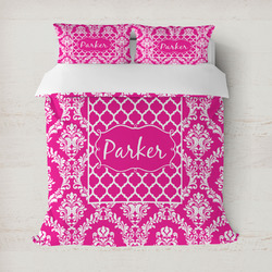 Moroccan & Damask Duvet Covers (Personalized)