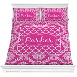 Moroccan & Damask Comforter Set (Personalized)