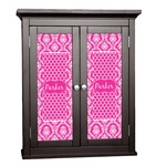 Moroccan & Damask Cabinet Decal - Custom Size (Personalized)