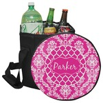 Moroccan & Damask Collapsible Cooler & Seat (Personalized)