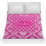 Moroccan & Damask Comforter (Personalized)