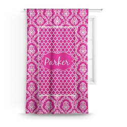 Moroccan & Damask Curtain (Personalized)