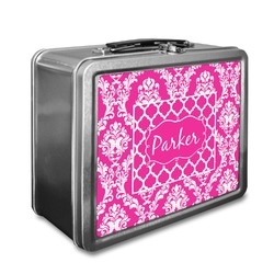 Moroccan & Damask Lunch Box (Personalized)