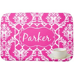 Moroccan & Damask Dish Drying Mat (Personalized)