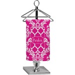 Moroccan & Damask Finger Tip Towel - Full Print (Personalized)