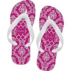 Moroccan & Damask Flip Flops (Personalized)