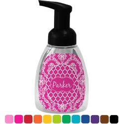 Moroccan & Damask Foam Soap Dispenser (Personalized)