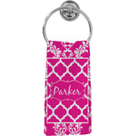 Moroccan & Damask Hand Towel - Full Print (Personalized)