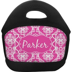 Moroccan & Damask Toddler Lunch Tote (Personalized)