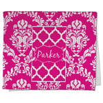 Moroccan & Damask Kitchen Towel - Full Print (Personalized)