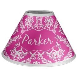 Moroccan & Damask Coolie Lamp Shade (Personalized)