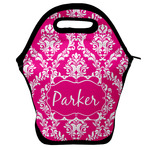 Moroccan & Damask Lunch Bag w/ Name or Text