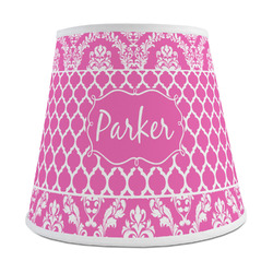Moroccan & Damask Empire Lamp Shade (Personalized)