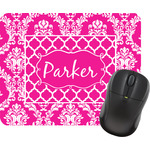 Moroccan & Damask Mouse Pads (Personalized)