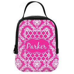Moroccan & Damask Neoprene Lunch Tote (Personalized)
