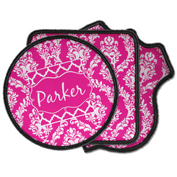 Moroccan & Damask Iron on Patches (Personalized)