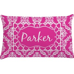 Moroccan & Damask Pillow Case (Personalized)