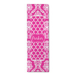 Moroccan & Damask Runner Rug - 3.66'x8' (Personalized)