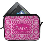 Moroccan & Damask Tablet Case / Sleeve (Personalized)