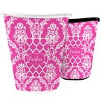 Moroccan & Damask Waste Basket (Personalized)