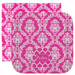 Moroccan & Damask Facecloth / Wash Cloth (Personalized)