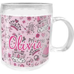 Princess Acrylic Kids Mug (Personalized)