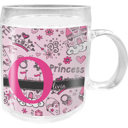 Princess Acrylic Kids Mug (Personalized)