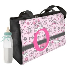 Princess Diaper Bag (Personalized)