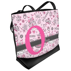 Princess Beach Tote Bag (Personalized)