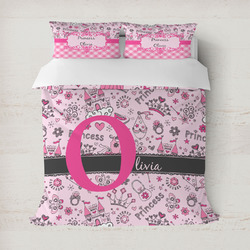 Princess Duvet Covers (Personalized)