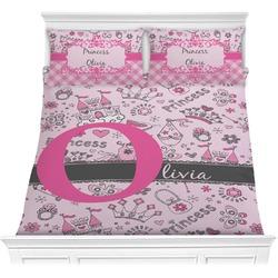 Princess Comforter Set (Personalized)