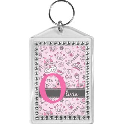 Princess Bling Keychain (Personalized)