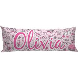 Princess Body Pillow Case (Personalized)