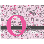 Princess Placemat (Fabric) (Personalized)