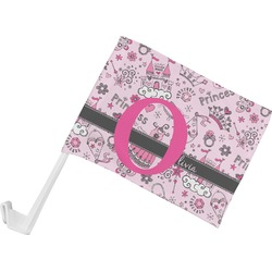Princess Car Flag (Personalized)