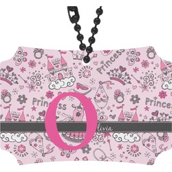 Princess Rear View Mirror Ornament (Personalized)